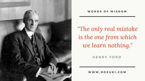 Continuous improvement Henry Ford