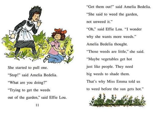 Amelia Bedelia continues to confuse common phrases