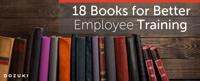 18 Books for Better Employee Training