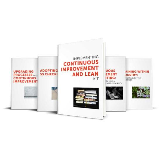 Implementing Continuous Improvement and Lean Bundle