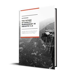 Whitepaper: The Future Of QMS In Industry 4.0
