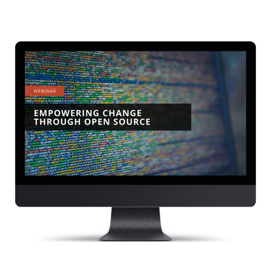 Empowering Change Through Open Source