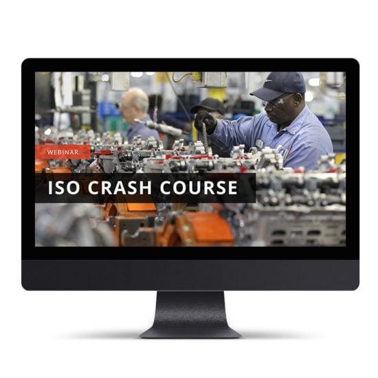 ISO Crash Course
