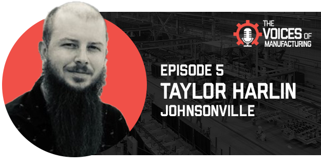 The Voices of Manufacturing Podcast, Episode 5 - How to Manage Change on the Plant Floor